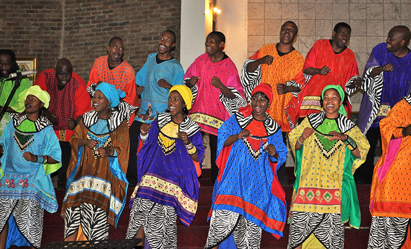 Ihlombe! South African Choral Festival: July 13-19, 2019