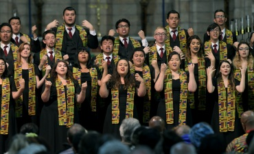 Mt. San Antonio College Choir - California