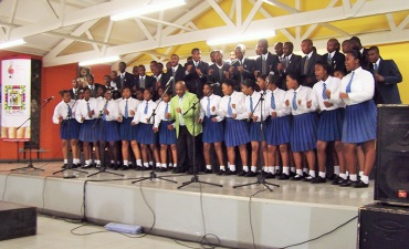Fezeka-High-School-Choir-Gugulethu
