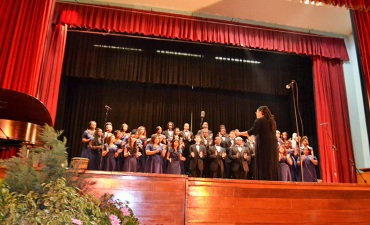 Northwestern-High-School-Choir-Hyattsville-Maryland