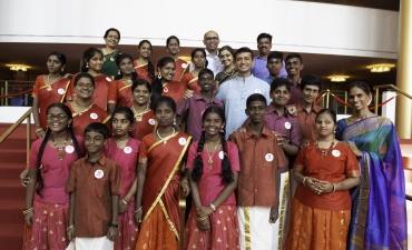Chennai Children's Choir - India