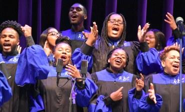 Howard University Gospel Choir - Washington, D.C.