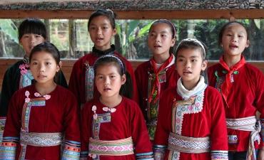 Dimen-Dong-Folk-Chorus-Guizhou-China