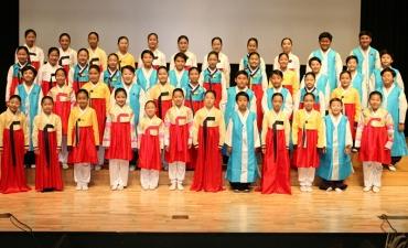 FEBC-Childrens-Choir-Busan-Korea