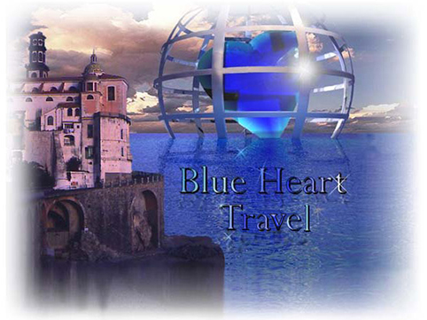 Blue Heart Travel Begins