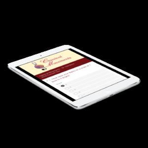 CM App iPad Mini